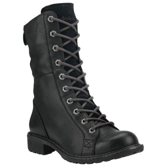 Women's Stoddard Mid Lace Waterproof Boots