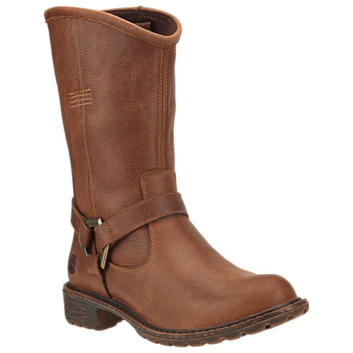 Women's Stoddard Waterproof Biker Boots-
