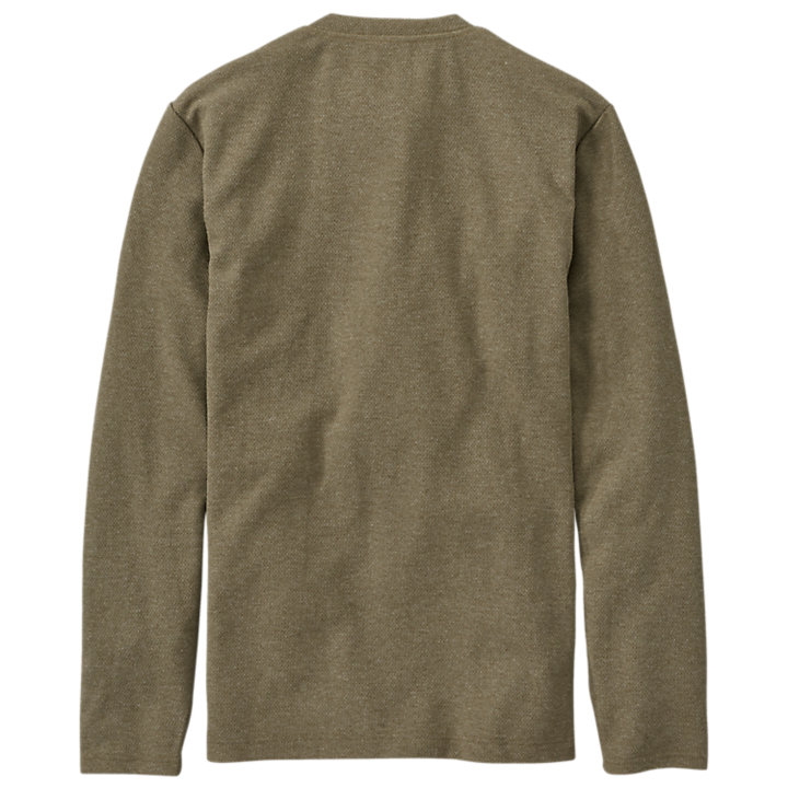 Men's Timberland PRO® Mad as Henley Work Shirt-