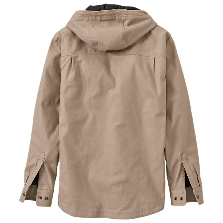 Men's Timberland PRO® Gridflex Insulated Hooded Shirt Jacket-
