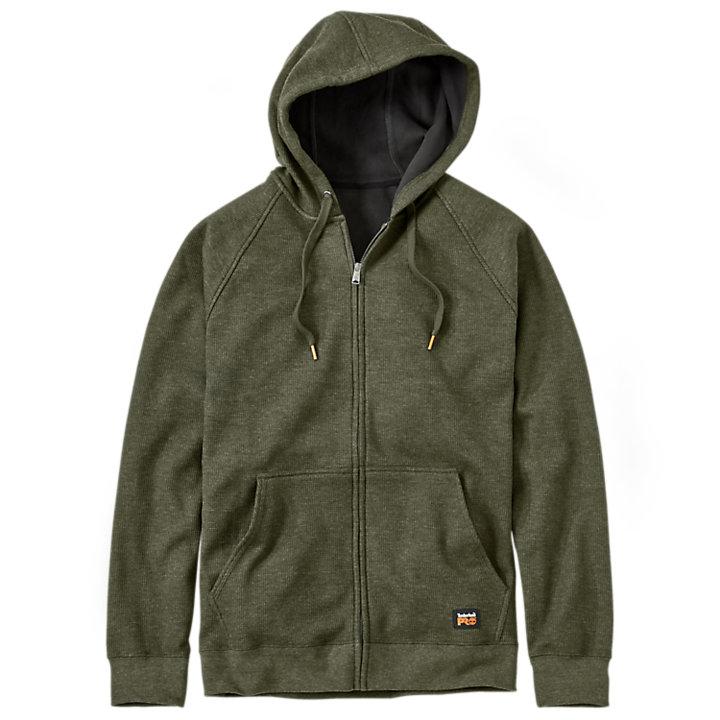 c8959b5d5 Men's Timberland PRO® Downdraft Full-Zip Thermal Hoodie | Timberland ...