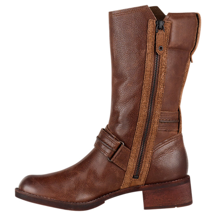 Women's Whittemore Mid Side-Zip Boots-