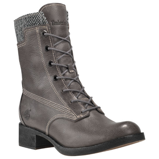 Women's Whittemore Wool Accent Lace-Up Boots