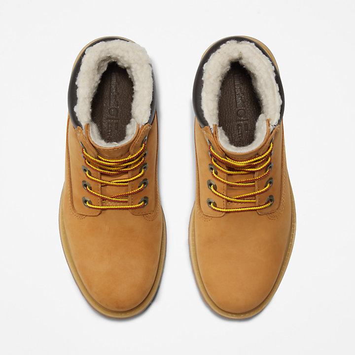 Women's 6-Inch Premium Fleece-Lined Waterproof Boots-