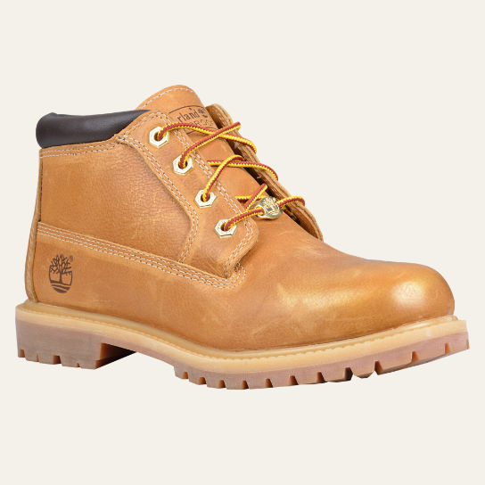 New Timberland Nellie Chukka Double Waterproof Boot Brown Forty  Ankle