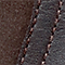 Dark Brown Full-Grain/Suede