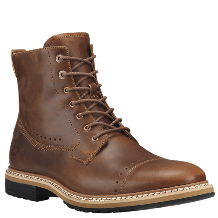 Men's West Haven Side-Zip Boots-