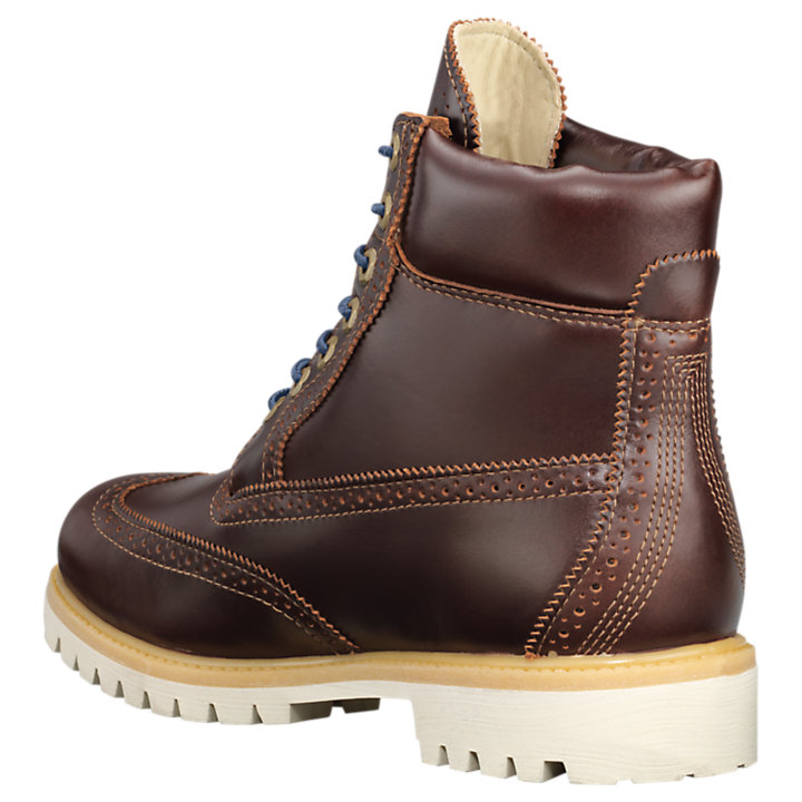 Men's Timberland® 6-Inch Waterproof Brogue Boots-