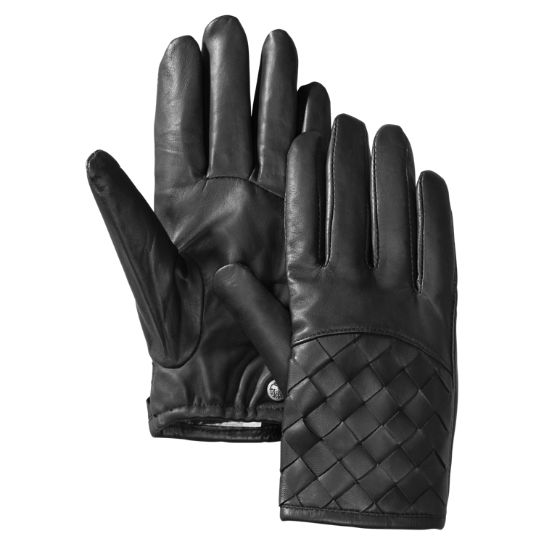 Women's Lobster Beach Leather Gloves
