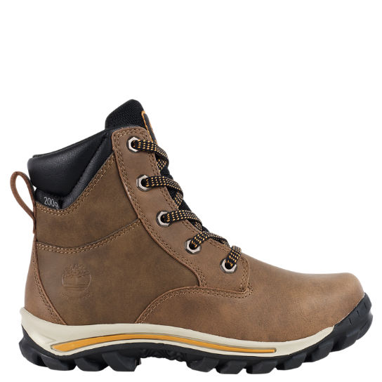 Junior Chillberg Rugged Waterproof Boots