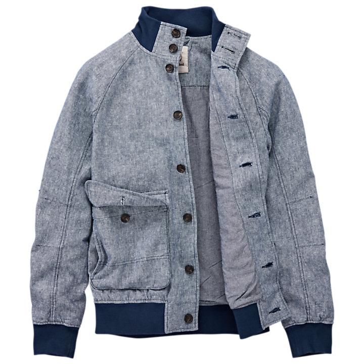 Men's Mt. Tom Linen Blend Jacket-