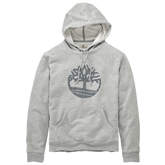 Men S Classic Tree Logo Hoodie Timberland Us Store