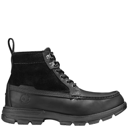 Men's Heston Waterproof Moc Toe Boots