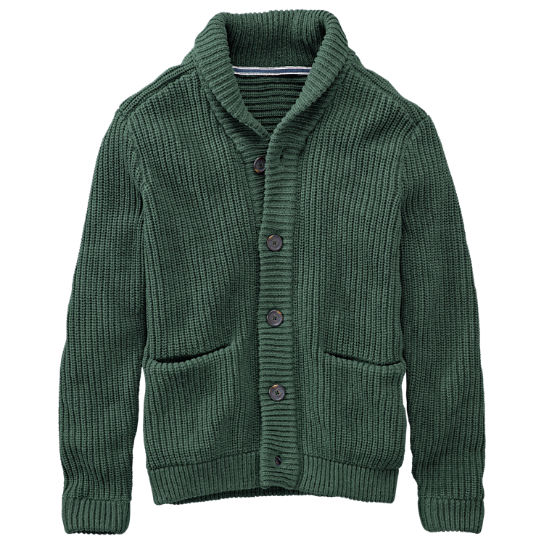 Men's Bean River Cardigan Sweater