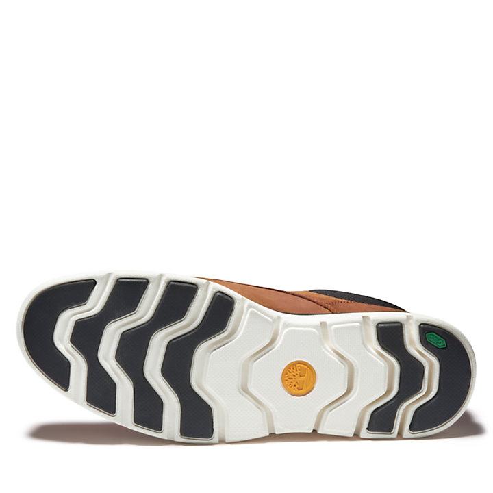 Men's Bradstreet Leather Chukka Sneaker Boots-