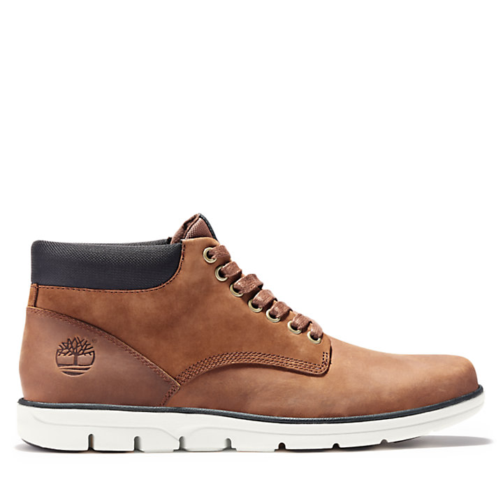 Men's Bradstreet Leather Chukka Sneaker Boots