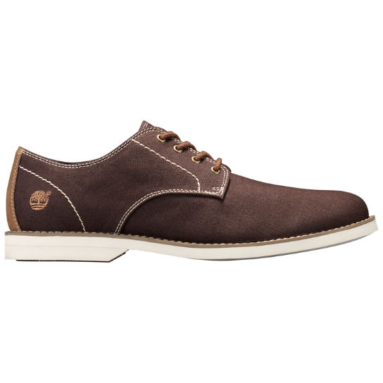 Men's Stormbuck Lite Canvas Oxford Shoes