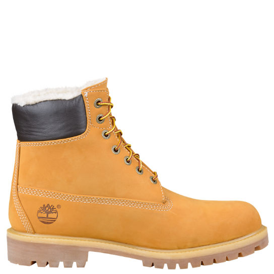 Warm Waterproof Heritage Timberland® Timberland Lined Men's Boots naHEaxw