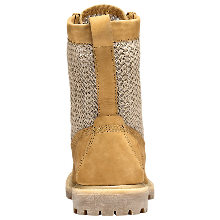 Women's Timberland Authentics Open Weave 6 Inch Boots