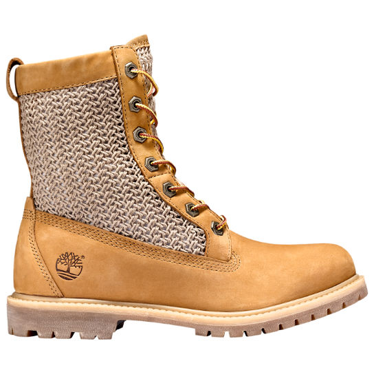 Women's Timberland Authentics Open Weave 6-Inch Boots