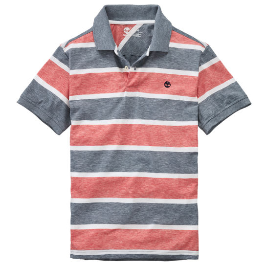 Men's Andrews River Wicking Polo Shirt