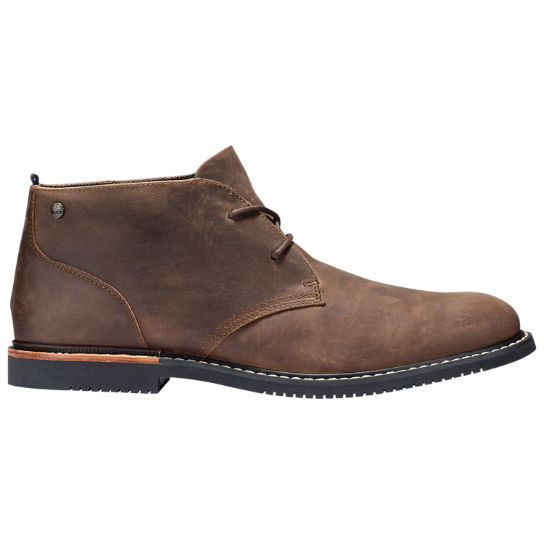 Timberland Earthkeepers Brook Park Chukka- Brown Oiled Nubuck boots