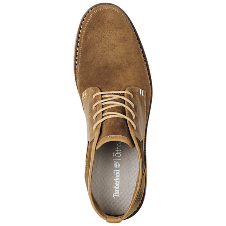 Men's Brooklyn Park LeatherSuede Chukka Shoes