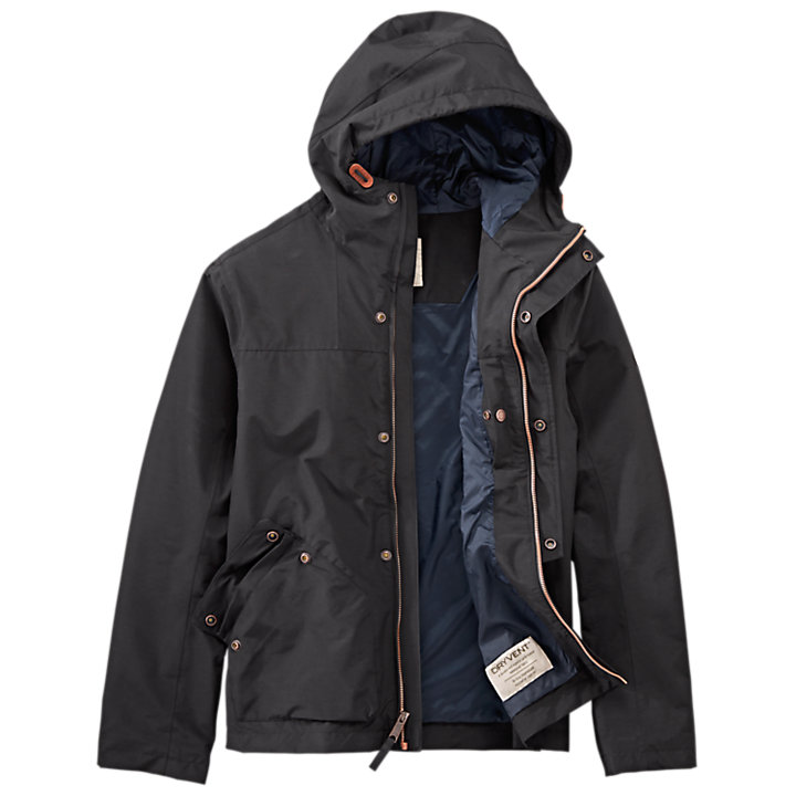 Men's Kibby Mountain Packable Waterproof Bomber Jacket-