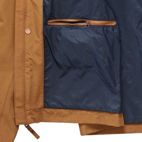 Men's Kibby Mountain Packable Waterproof Bomber Jacket-