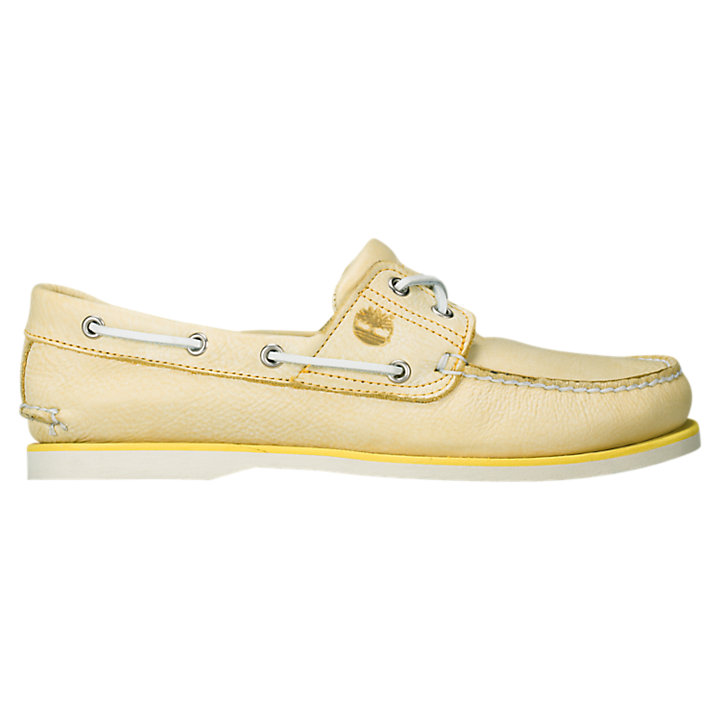 Men's Classic 2 Eye Boat Shoes