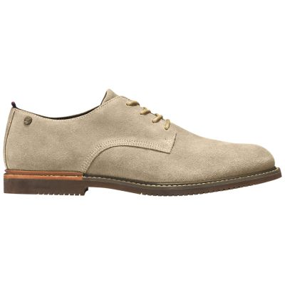 timberland s brook park suede oxford shoes