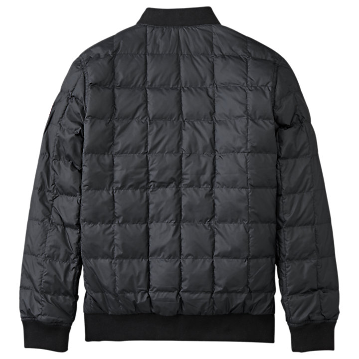 Men's Skye Peak Quilted Bomber Jacket-