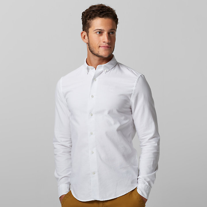 Men's Rattle River Slim Fit Oxford Shirt-