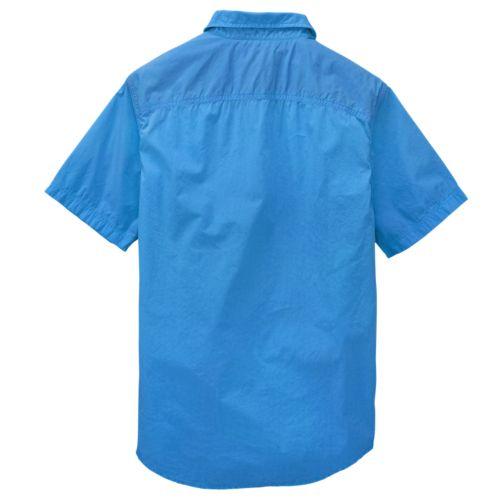 Men's Allendale River Saltscrub Poplin Shirt-