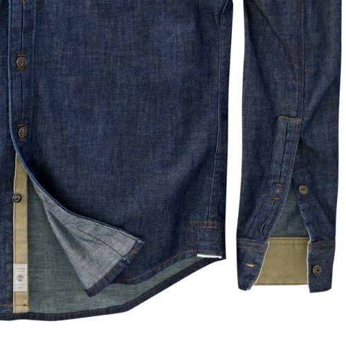 Men's Mumford River Slim Fit Denim Shirt-