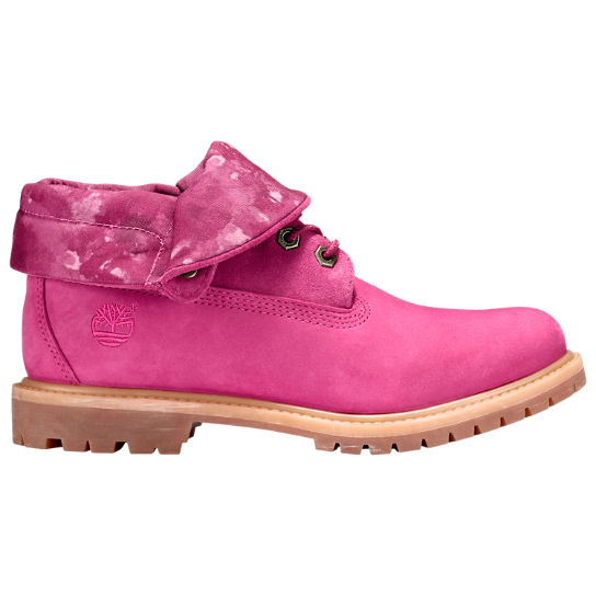 Women's Timberland Authentics Roll-Top Boots