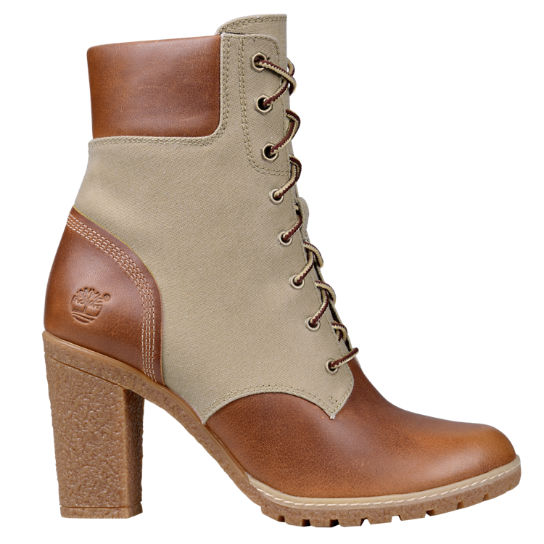 Women's Glancy 6-Inch Mixed-Media Boots