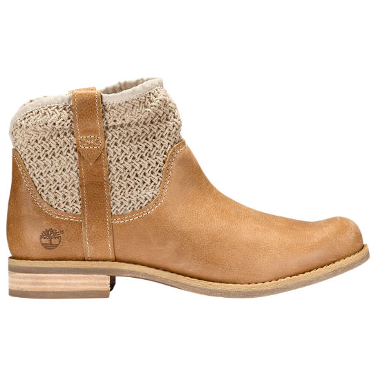 Women's Savin Hill Open-Weave Ankle Boots