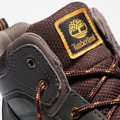 Junior Mt. Maddsen Waterproof Hiking Boots-