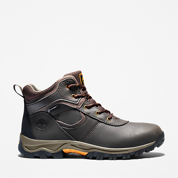 Junior Mt. Maddsen Waterproof Hiking Boots-