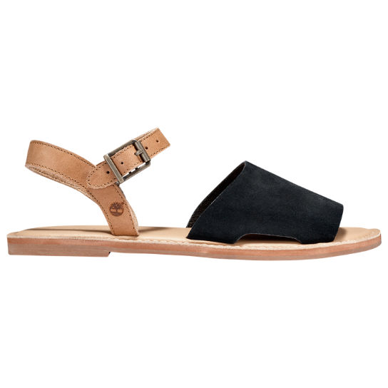 Women's Sheafe Leather/Suede Sandals