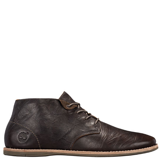 Men's Revenia Plain Toe Chukka Shoes