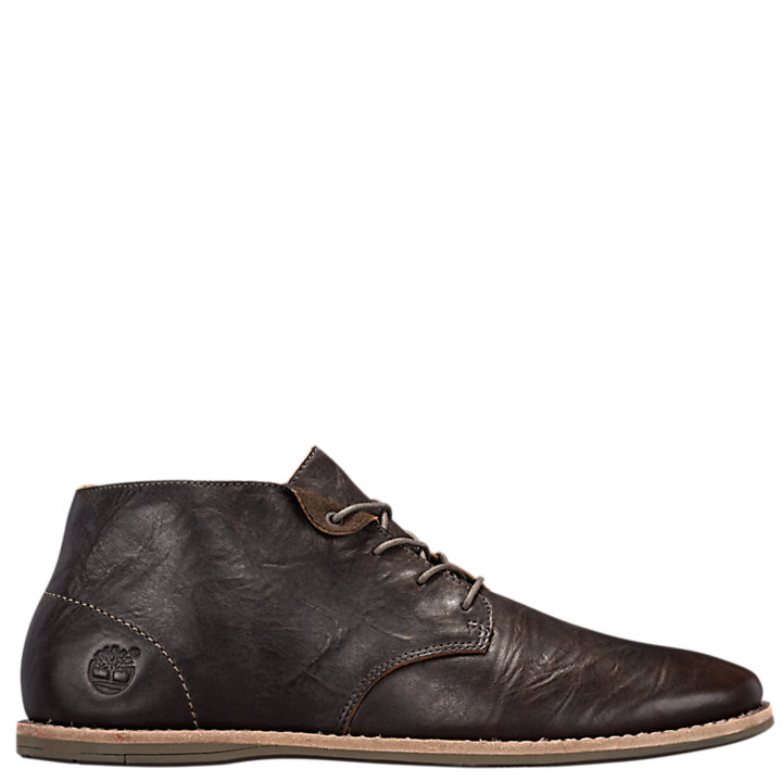 Men's Revenia Plain Toe Chukka Shoes-