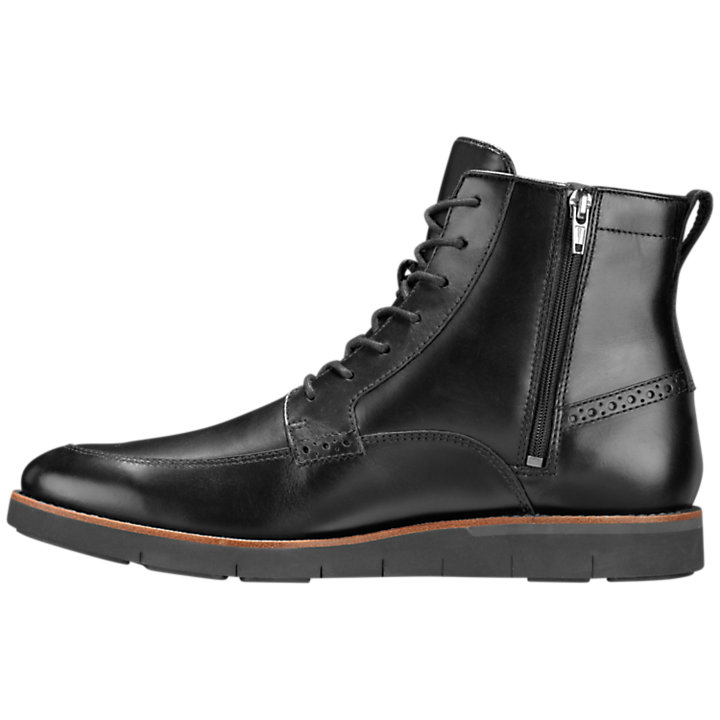 Men's Preston Hills Side-Zip Boots-