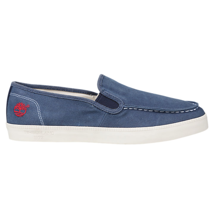 e561fbcdb Men's Newport Bay Canvas Slip-On Shoes | Timberland US Store