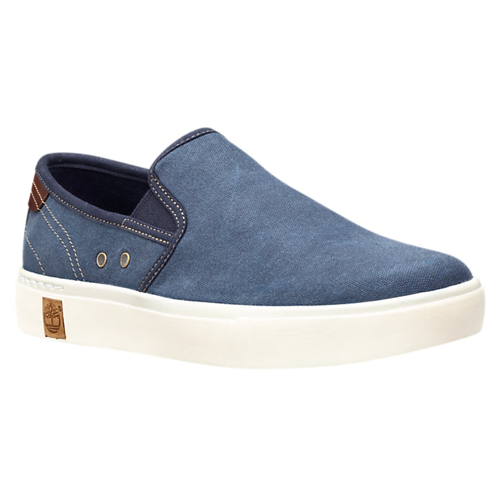 Men's Amherst Canvas Slip-On Shoes-