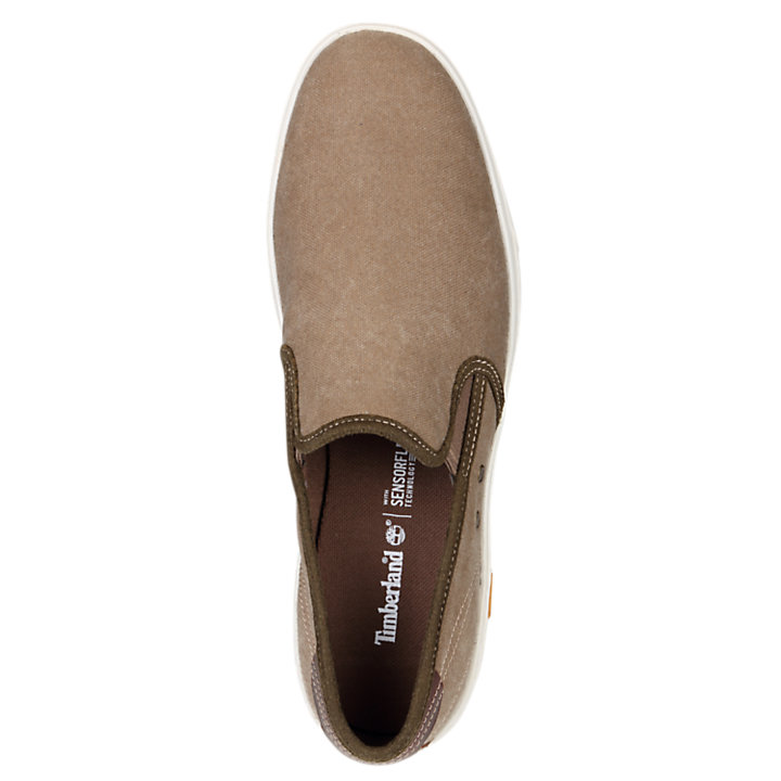 Men's Amherst Canvas Slip-On Shoes-