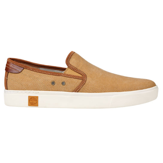 Men's Amherst Canvas Slip-On Shoes