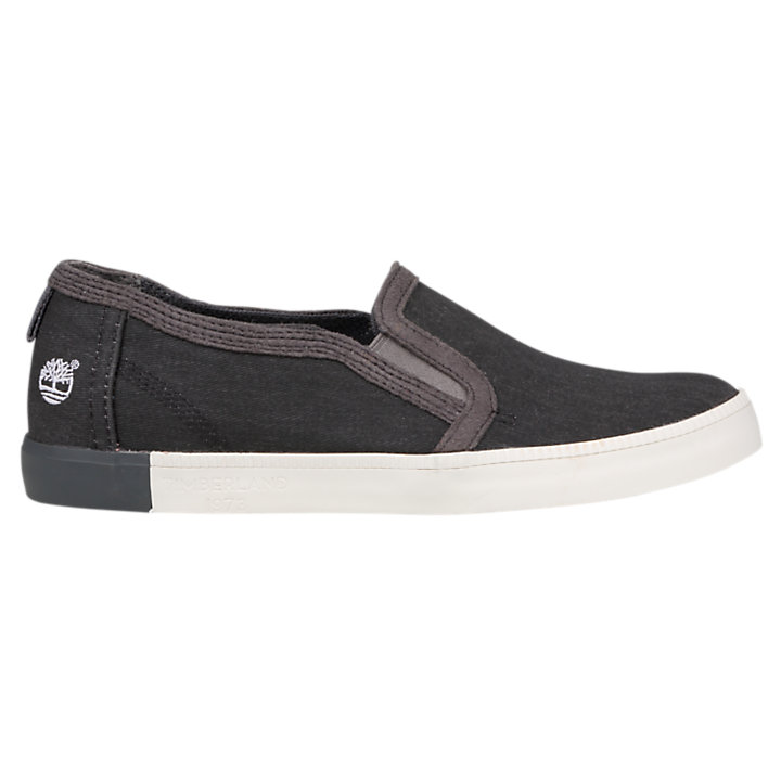 Women's Newport Bay Canvas Slip-On Shoes-