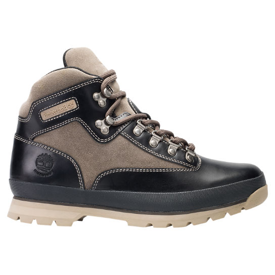 Men's Waterproof Leather Euro Hiker Boots